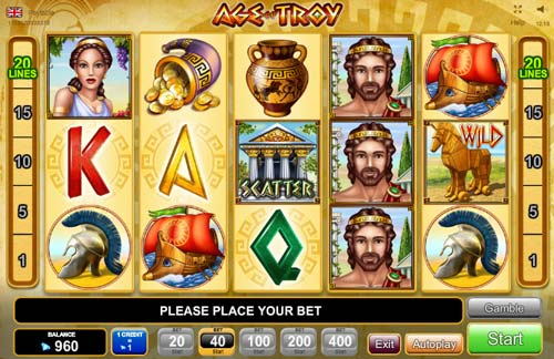 slot online casino troy age