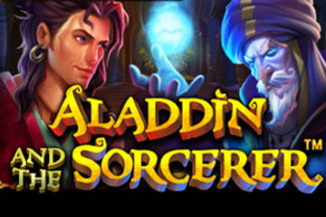 Aladdin and the Sorcerer video slot