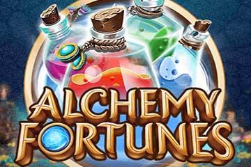 Spela Alchemy Fortunes slot