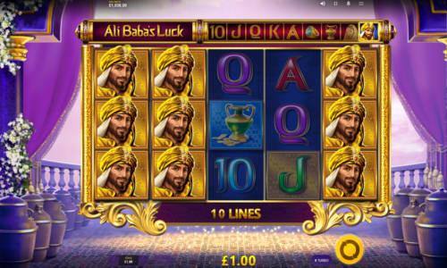 Ali Babas Luck videoslot