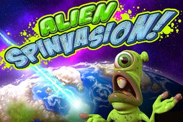 Alien Spinvasion video slot