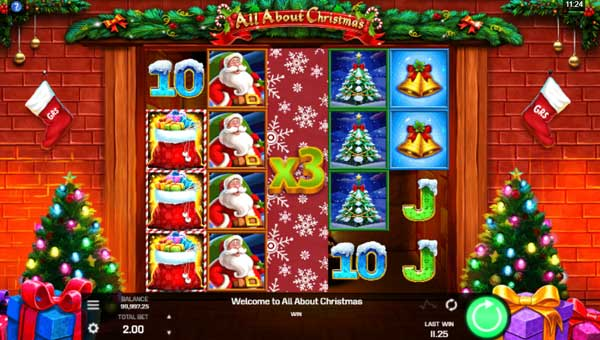 All About Christmas videoslot