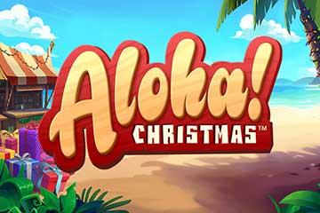 Spela Aloha Christmas kommande slot