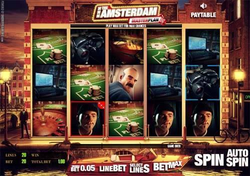 Amsterdam Masterplan slot