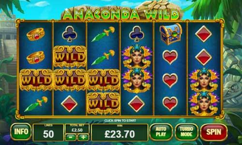 Anaconda Wild slot