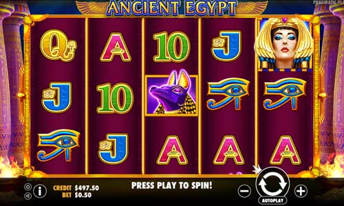 Ancient Egypt Classic videoslot