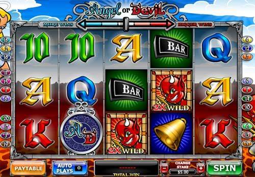 Angel or Devil™ Slot spel spela gratis i Playtech Online Casinon