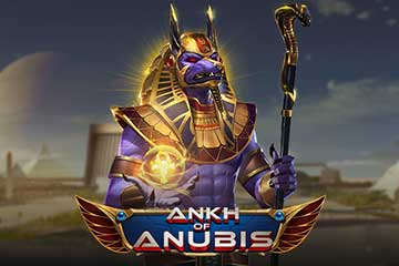 Ankh of Anubis video slot