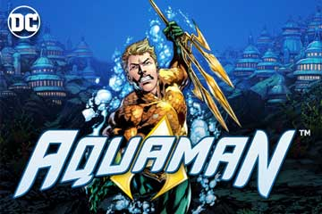Aquaman video slot