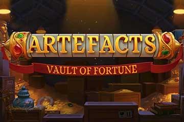 Spela Artefacts Vault of Fortune kommande slot