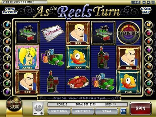 As The Reels Turn 2 slot