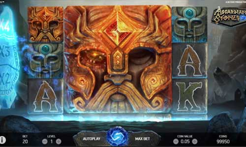 Asgardian Stones casino slot