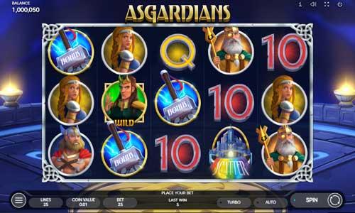 Asgardians videoslot