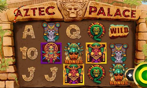 Aztec Palace videoslot