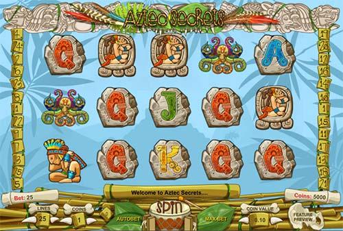 Aztec Secrets slot