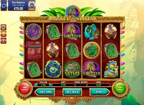 Aztec Slots slot