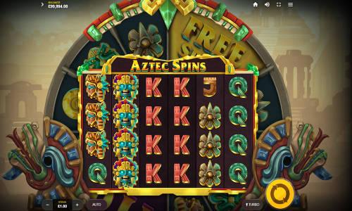 Aztec Spins videoslot