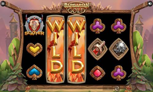 Barbarian Gold videoslot