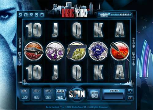 Basic Instinct slot