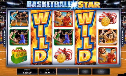 Fish Party slot - Spela gratis Microgaming casinospel