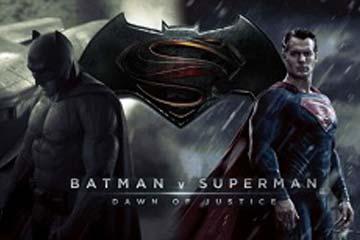 Batman vs Superman Dawn of Justice video slot