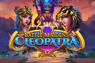 Battle Maidens Cleopatra slot gratis demo och recension