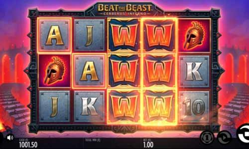 Beat the Beast Cerberus Inferno slot