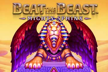 Beat the Beast Mighty Sphinx video slot