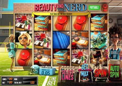 Beauty and the Nerd slot