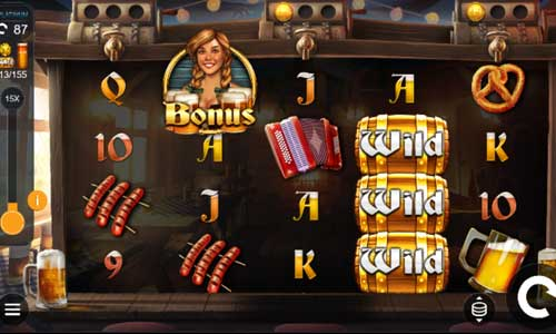 Beers on Reels slot