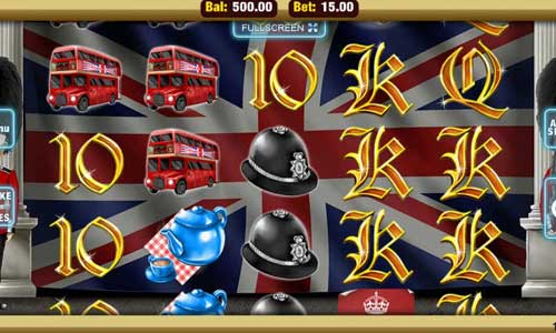Best of British slot