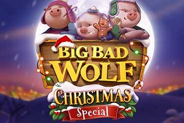 Spela Big Bad Wolf Christmas slot