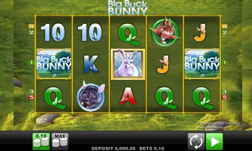 Big Buck Bunny - Casumo Casino