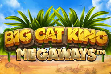 Spela Big Cat King Megaways slot