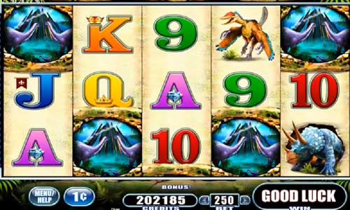 Big Rex casino slot