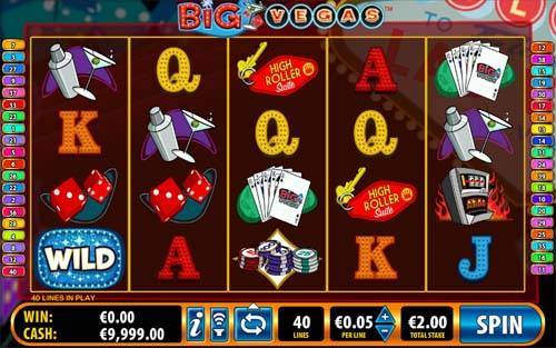 Big Vegas slot