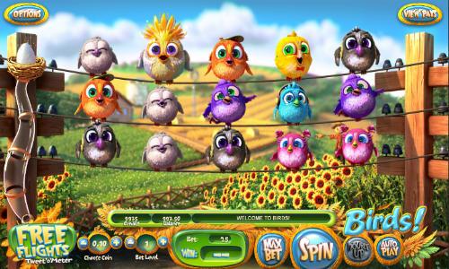 Birds slot