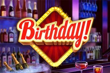 Birthday video slot