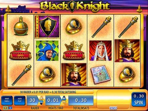 Black Knight free slot