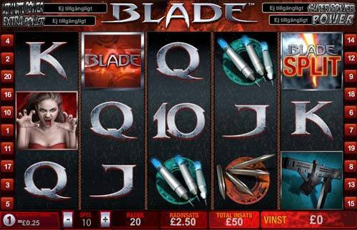 Blade videoslot