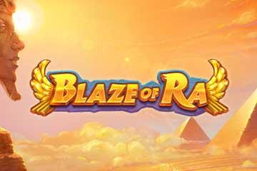 Blaze of Ra video slot
