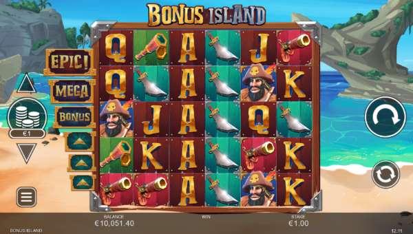 Bonus Island videoslot