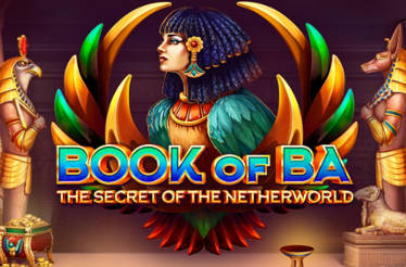 Book of Ba slot