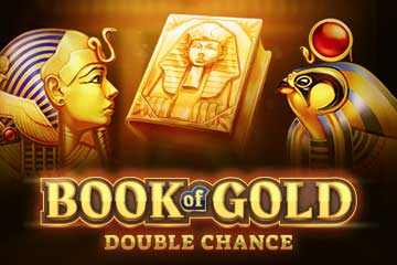 Book of Gold Double Chance slot