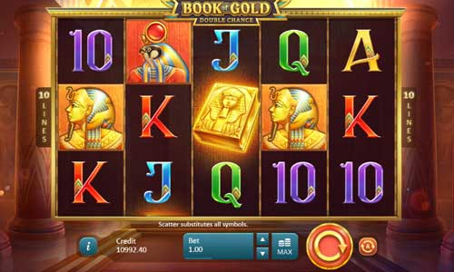 Book of Gold Double Chance videoslot