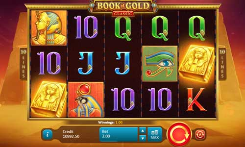 Book of Gold slot