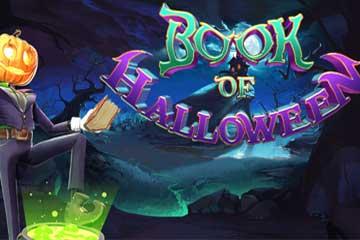 Book of Halloween slot
