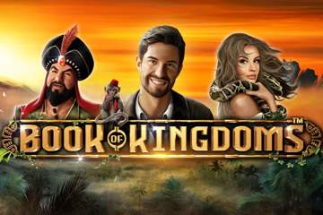 Book of Kingdoms slot