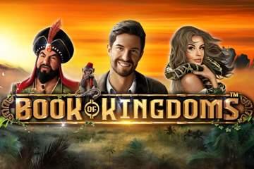 Spela Book of Kingdoms slot