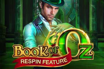 Book of Oz video slot